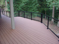 Decks, Railings and Benches